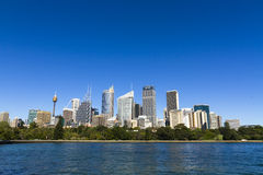 Sydney, Australia skyline Royalty Free Stock Photos