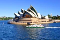 Sydney, Australia - Sydney Opera House Royalty Free Stock Images