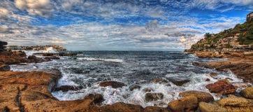 Australia Sydney Bondi Beach stock image