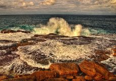 Bondi Beach Sydney Australia royalty free stock images