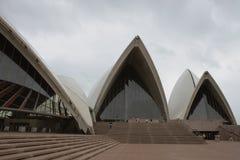 Théatre de l'opéra de Sydney Photographie stock libre de droits