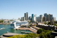 SYDNEY, AUSTRALIEN - 12. Dezember 2016: Lizenzfreie Stockfotografie