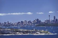 Sydney Bay fotos de archivo libres de regalías