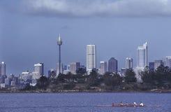 Sydney Bay fotografía de archivo libre de regalías