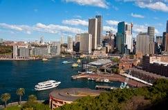 Sydney bay Royalty Free Stock Photo