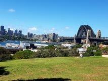 Sydney. Beautiful harbour Stock Photo