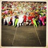 Sydney-Blumendenkmal Stockbilder