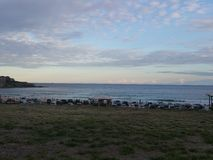 Sydney Bondi Beach Australia Arkivbilder