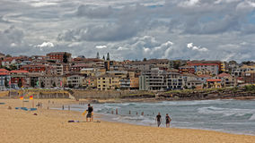 Sydney Bondi beach scenery Royalty Free Stock Image