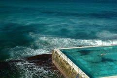 Sydney bondi na plaży Zdjęcia Stock