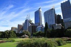 Sydney Botanic Gardens Stock Fotografie