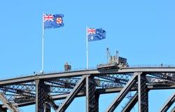 Sydney Bridge Lizenzfreie Stockbilder