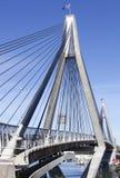 Sydney Bridges Imágenes de archivo libres de regalías