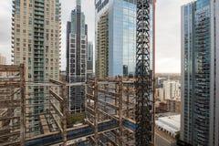 Sydney Building Construction Royalty Free Stock Image