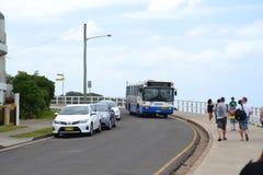 Sydney-Bus Stockfotografie