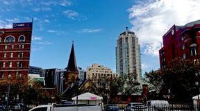 Sydney Business Center photo libre de droits