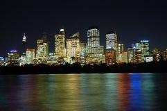 Sydney céntrica Fotos de archivo libres de regalías