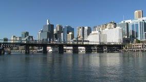 Sydney céntrica, Sydney, Australia almacen de video
