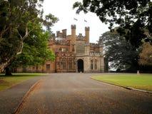 Sydney Castle Garden Royaltyfri Bild