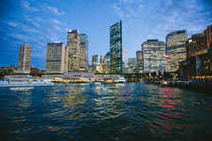 Sydney CBD Images libres de droits