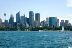 Sydney CBD Imagens de Stock