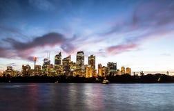 Sydney CBD Lizenzfreie Stockbilder