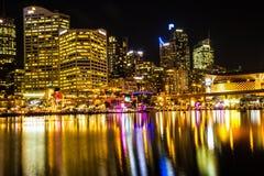 Sydney CBD Stockfoto