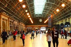 Sydney Central Railway Station Royalty Free Stock Photo