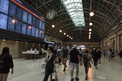 Sydney Central Railway Station, Sydney CBD Royalty-vrije Stock Fotografie