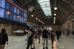 Sydney Central Railway Station, Sydney CBD Fotografia Stock Libera da Diritti