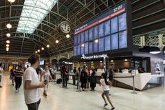 Sydney Central Railway Station, Sydney CBD Royalty Free Stock Image