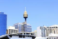Sydney centrum biznesu Zdjęcia Stock