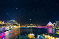 Sydney chiara immagini stock libere da diritti