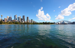 Sydney city Royalty Free Stock Photography