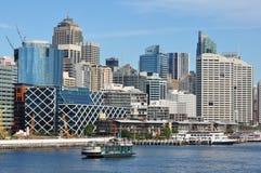 Sydney City Lizenzfreies Stockfoto
