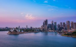 Sydney city landscape Royalty Free Stock Image