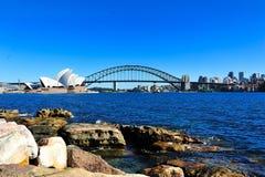 Sydney city Stock Photography
