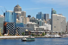 Sydney City Royalty Free Stock Photo