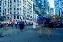 Sydney City Roads fotografía de archivo libre de regalías