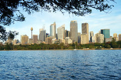Sydney City Skyline Stock Photos
