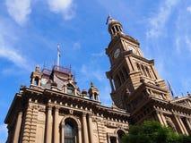 Sydney City Town Hall Stock Photos