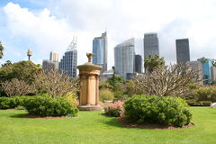 Sydney - city view Royalty Free Stock Image