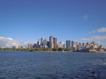 Sydney City View Immagine Stock