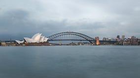 Sydney city view Stock Photo