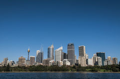 Sydney City Royalty Free Stock Images