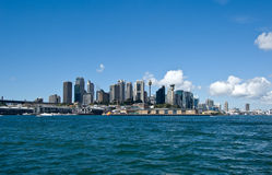 Sydney cityscape Royalty Free Stock Photos