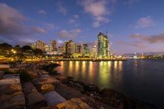 Sydney Cityscape Royalty-vrije Stock Afbeelding