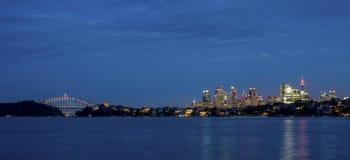 Sydney Cityscape Immagini Stock