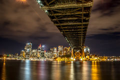 Sydney Cityscape Imágenes de archivo libres de regalías