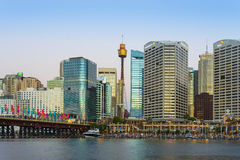 Sydney Cityscape Royalty Free Stock Images